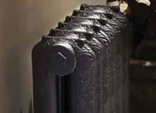 Ribbon 2 Column Cast Iron Radiator